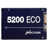 Micron SSD 3.84TB SATA, 5200 ECO